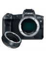 Canon-CANON EOS R + ADATTATORE EF-EOS R-30