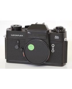 Leica-Leicaflex SL Solo Corpo Nera Ottima e Perfettamente Funzionante-20