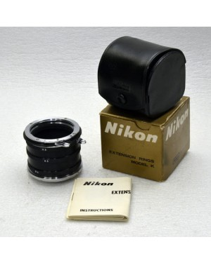 NIKON EXTENSION RINGS MODEL K