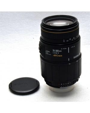 Nikon AF Sigma 70-300mm F4.5-5.6 D Apo Macro