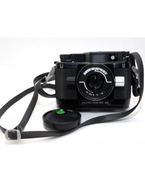 Nikon Nikonos-III con Nikkor 35mm F2.5