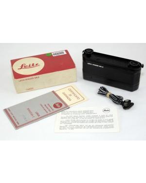 Leitz 14400 Leica Winder M4-2 Nero