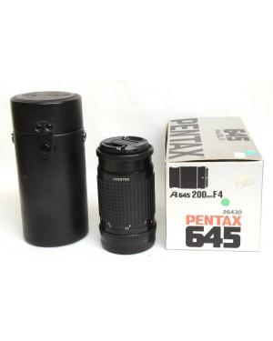 SMC Pentax-A 645 200mm F4