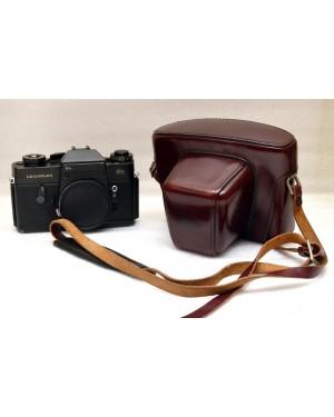 Leitz Wetzlar Leicaflex SL Solo Corpo Nera Leica + Borsa Originale