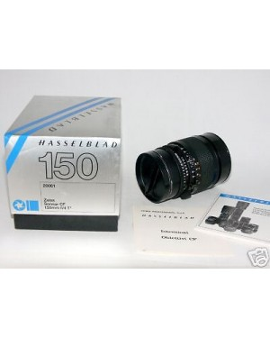 Zeiss-Hasselblad Zeiss Sonnar CF 150mm F4 T* Nero in Box-20