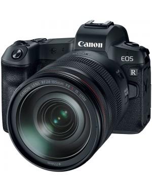 Canon-CANON EOS R KIT RF 24-105MM + ADATTATORE EF-EOS-20