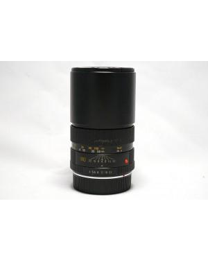 Leica Elmar-R 180mm F4 con Piccoli Segni D'uso sul Barilotto