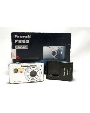 Panasonic-FOTOCAMERA COMPATTA PANASONIC LUMIX FS62 SILVER-20
