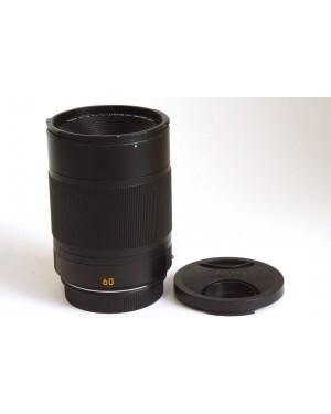 Leica APO-Macro-Elmarit-TL 60 mm f2.8 ASPH. con Tappi Senza Scatola Ottimo