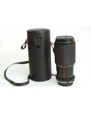 Generico-Makinon MC Auto Zoom 80-200mm f4.5 per Minolta Zoom Apertura Fissa con Custodia-20