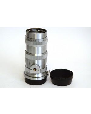 Nikon RF Nikkor-Q C 3,5 / 13,5 cm Nippon Kogaku Japan + Paraluce per  S S2 S3 SP