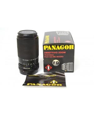 Generico-CANON FD PANAGOR 70-210MM F4.5-5.6 MC MACRO RIMANENZA DI MAGAZZINO NUOVO-20