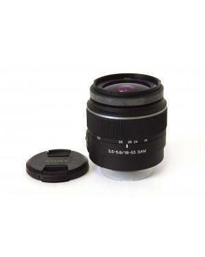 Sony-OBIETTIVO SONY SAL1855 18-55 F3.5-5.6 SAM-20
