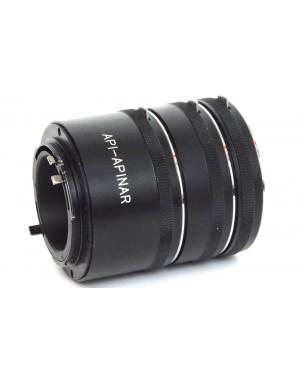 Olympus OM API-APINAR 3 Tubi per Macro 12 - 20 - 36mm