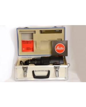 Leitz Leica Apo-Telyt-R 1:2.8 / 280  + Valigia Flying Case, Apo Extender e Filtro