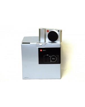Leica T Mirrorless Fotocamera Digitale (Silver) Scatolata Bella