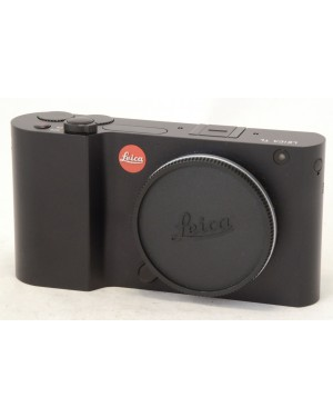 Leica TL Fotocamera Digitale Mirrorless (Black) Scatolata