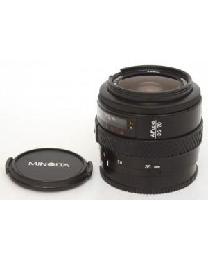 Minolta-Minolta Maxxum AF Zoom 35-70mm F4, Sony A Mount. Apertura fissa-20