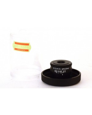 Leica Leitz lPHOTAR 12,4 / 12,5 per Bellows con Campana  Come Nuovo