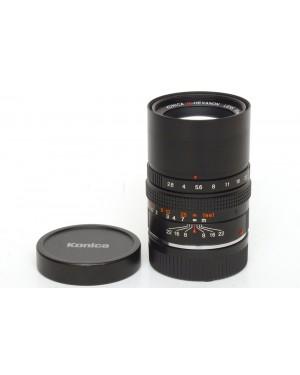 Konica-Konica M-Hexanon 90mm F2.8 Leica M Mount Molto bello-20