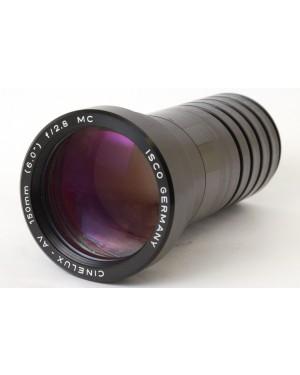Isco Germany Cinelux - AV 150mm F2.8 MC per Proiettore Diapositive