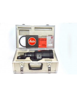 Leitz Leica Apo-Telyt-R 1:2.8 / 280 Kit  con Valigia Flying Case Molto Bello