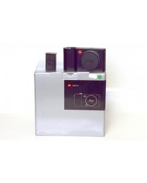 Leica TL Mirrorless Fotocamera Digitale (Nera) 18147 Scatolata
