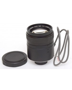 Ernitec KS Auto 75mm f1.8 Auto Iris ND TV Lens