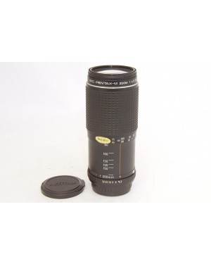 Smc PENTAX-M Zoom 80-200mm F 1:4.5 K Mount No Autofocus