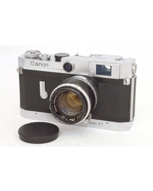 Canon Model VI-T Rangefinder / Telemetro con RF 50mm F11.8 Leica Copy Vite M39 Leicavit