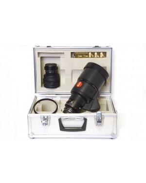 Leitz Leica Apo-Telyt-R 12.8 / 280 Kit con Duplicatore, Filtro, Valigia Flying Case ecc...