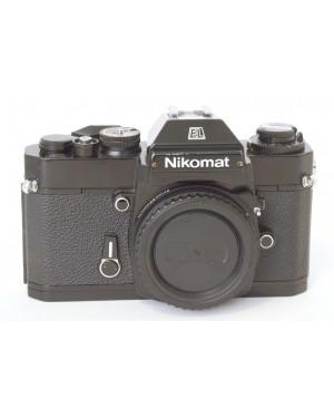 Nikon Nikomat EL la Versione Giapponese della Nikkormat. Funziona bene