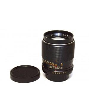 Unitor Auto Telephoto 135mm F2.8 Minolta MC SR Mount