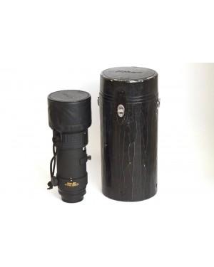 Nikon AF Nikkor ED 300mm F4 con Custodia e Filtro L37 c