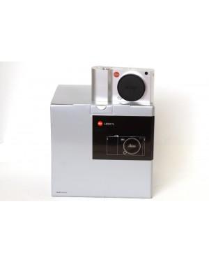 Leica TL Mirrorless Fotocamera Digitale (Silver) 18147 Scatolata Ex Demo da Vetrina
