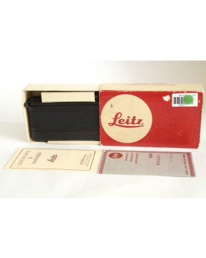 Leitz 14400 Leica Winder M4-2 Nero Con Scatola e Documenti