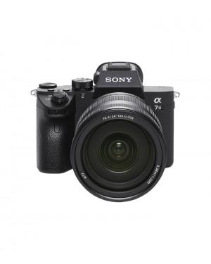 Sony-SONY ALPHA 7III ILCE7M3GBDI + OBIETTIVO 24-105MM F4-20