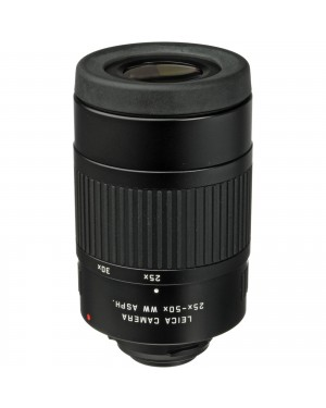 Leica-LEICA OCULARE 25-50WW SOLO PER APO-TELEVID 65/82 41021-20