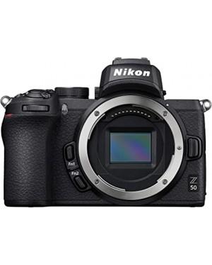 NIKON Z50 CORPO + SD 64GB 667X PRO - NITAL