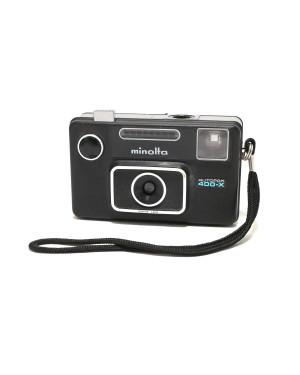Minolta-FOTOCAMERA ANALOGICA MINOLTA AUTOPAK 400-X-20