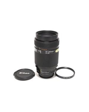 Nikon-OBIETTIVO NIKON AF NIKKOR 70-210MM F4-5.6 PERFETTO-20