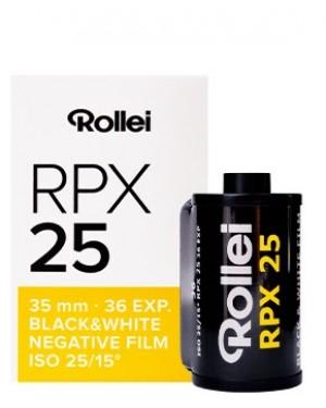 Rollei-PELLICOLA ROLLEI RPX 25 BIANCO E NERO-20