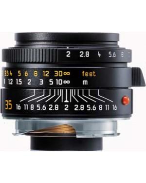 Leica-LEICA SUMMICRON-M 35MM 1:2 ASPH NERO 11673-20