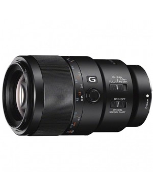 SONY E-MOUNT FE 90MM F2.8 G OSS MACRO