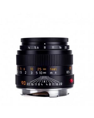 Leica-LEICA MACRO ELMAR-M 90MM F4 NERO 6 BIT CODE 11670-20
