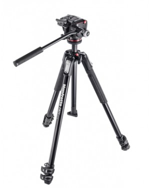 Manfrotto-MANFROTTO MK190X3-2W TREPPIEDE-20