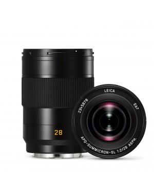 Leica-LEICA APO-SUMMICRON-SL 28 F/2 ASPH., NERO ANODIZZATO 11183-10