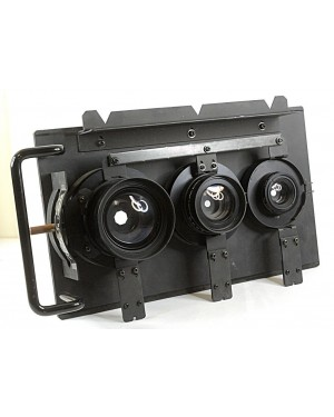 Konica-Konica Exanon GRII 300mm F9 + 210mm F9 + 150mm F9.-10