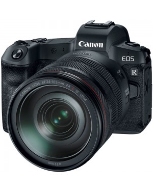 Canon-CANON EOS R KIT RF 24-105MM + ADATTATORE EF-EOS-10