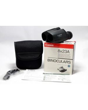 Canon-CANON BINOCOLO BINOCULARIS 8X23 AWP WATERPROOF NUOVO-10